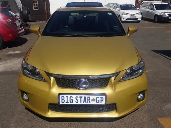2013 Lexus CT 200h S 5dr  Gauteng Johannesburg_0