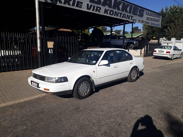 1992 Nissan Maxima 3.0 E At  North West Province Klerksdorp_0
