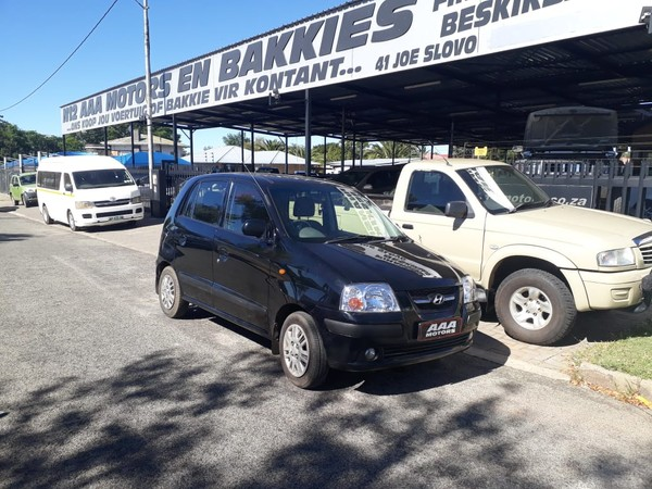 2005 Hyundai Atos 1.1 Gls  North West Province Klerksdorp_0