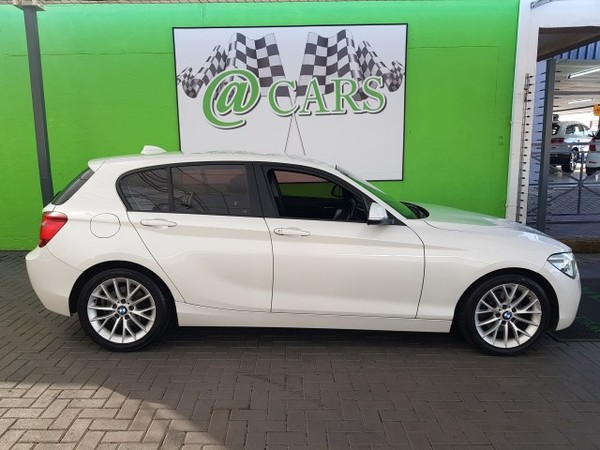 2012 BMW 1 Series SUPER CLEAN Gauteng Vereeniging_0