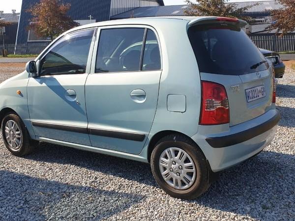 2007 Hyundai Atos 1.1 Gls  Gauteng Lenasia_0