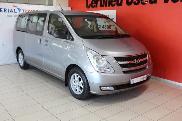 2013 Hyundai H1 2.5 Crdi Wagon At  Gauteng Edenvale_0