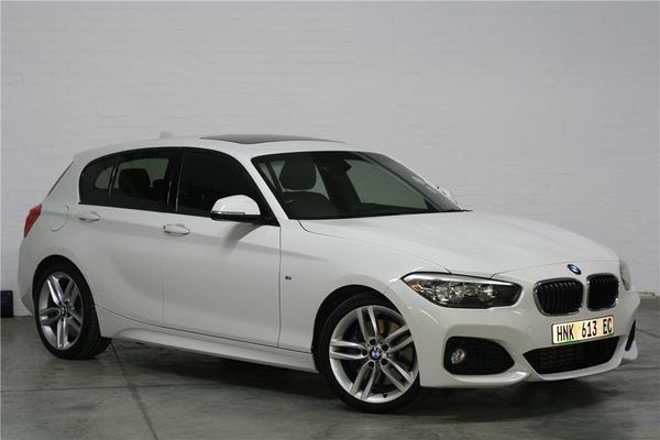 2015 BMW 1 Series 125i M Sport 5DR Auto f20 Eastern Cape Port Elizabeth_0