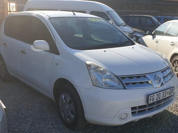 2013 Nissan Livina 1.6 Visia  Gauteng Lenasia_0