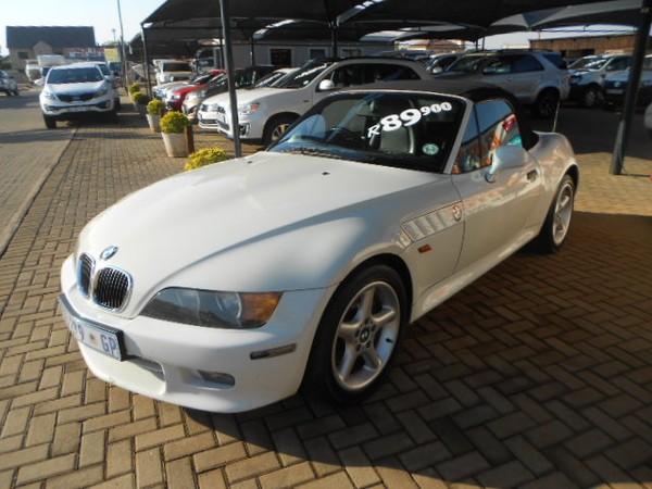 2002 BMW Z3 Roadster 3.0 At  Gauteng Pretoria_0