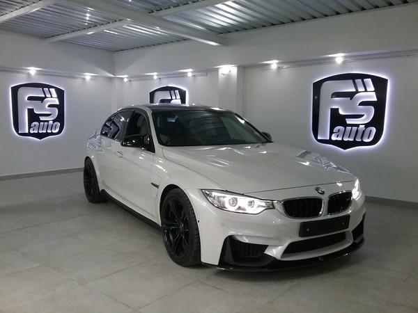 2015 BMW M3 M-DCT Western Cape Cape Town_0