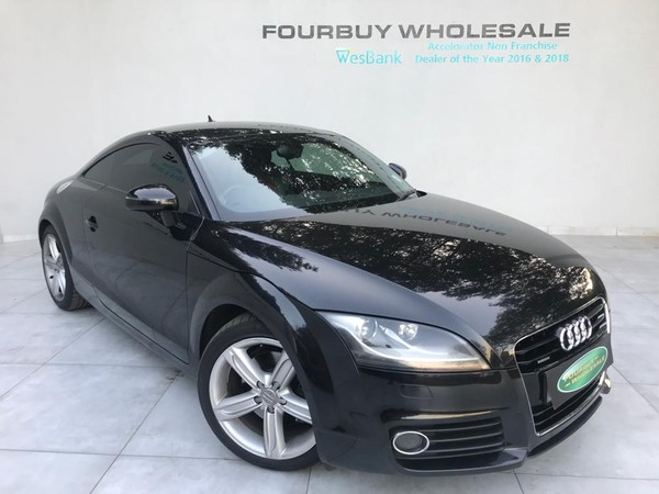 2011 Audi TT 2.0t Fsi Quatt Coupe Stronic  Gauteng Four Ways_0