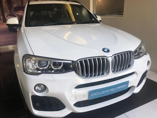2016 BMW X3 xDRIVE 30d M Sport Auto Gauteng Midrand_0