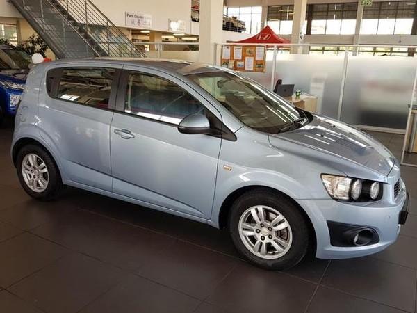 2013 Chevrolet Sonic 1.6 Ls 5dr  Gauteng Rivonia_0