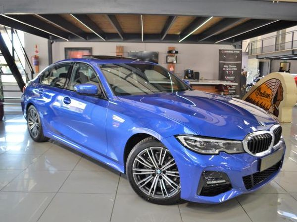 2019 BMW 3 Series 320D M Sport Launch Edition Auto G20 Gauteng Boksburg_0