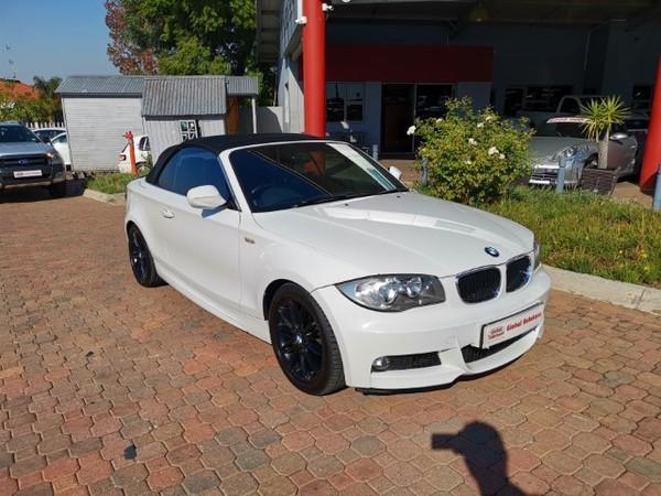 2010 BMW 1 Series 125i Convert Sport At  Gauteng Roodepoort_0