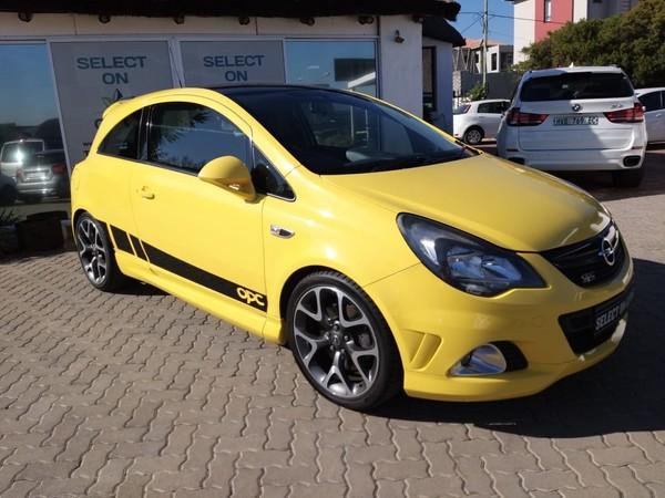 2014 Opel Corsa 1.6 Opc  Gauteng Four Ways_0