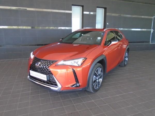 2019 Lexus UX 200 EX Gauteng Four Ways_0