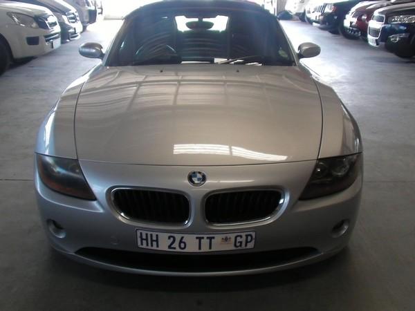 2003 BMW Z4 Roadster 2.5i At  Gauteng Johannesburg_0