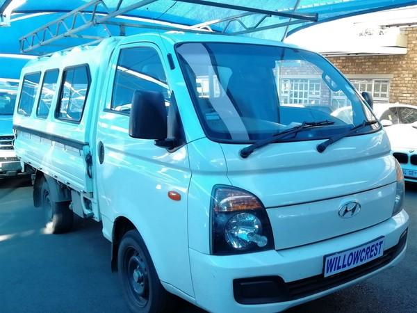 2015 Hyundai H100 Bakkie 2.6d Fc Ds  Gauteng Randburg_0
