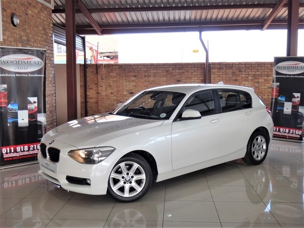 2013 BMW 1 Series 116i 5dr At f20  Gauteng Boksburg_0