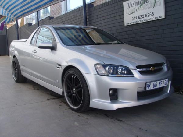 2010 Chevrolet Lumina Ss 6.0 Ute At Pu Sc  Gauteng Johannesburg_0