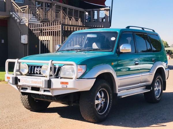 1997 Toyota Land Cruiser PRADO AT 4X4 SUV  Gauteng Brakpan_0