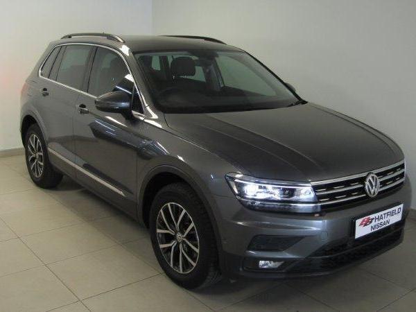 2017 Volkswagen Tiguan 2.0 Tdi Trk-fld 4mot Dsg  Gauteng Pretoria_0
