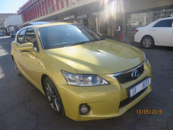 2013 Lexus CT 200h Ex 5dr  Gauteng Johannesburg_0
