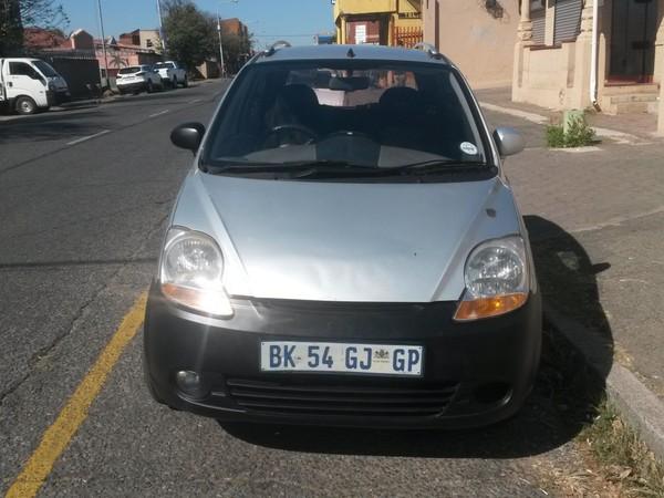 2011 Chevrolet Spark Lite L 5dr  Gauteng Johannesburg_0