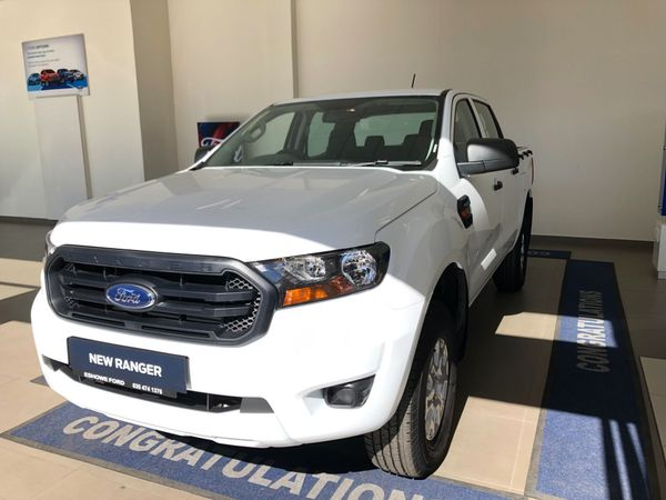 2019 Ford Ranger 2.2TDCi XL Double Cab Bakkie Kwazulu Natal Eshowe_0