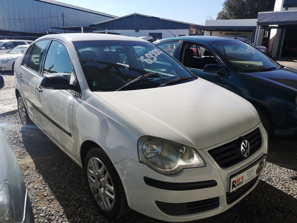 2006 Volkswagen Polo 1.6 Comfortline  North West Province Brits_0