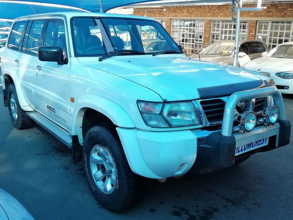 1999 Nissan Patrol 4.5 Grx  Gauteng Randburg_0