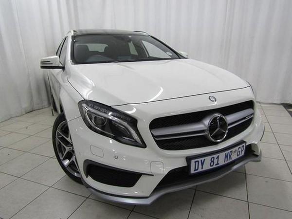 2015 Mercedes-Benz GLA-Class 45 AMG Gauteng Johannesburg_0