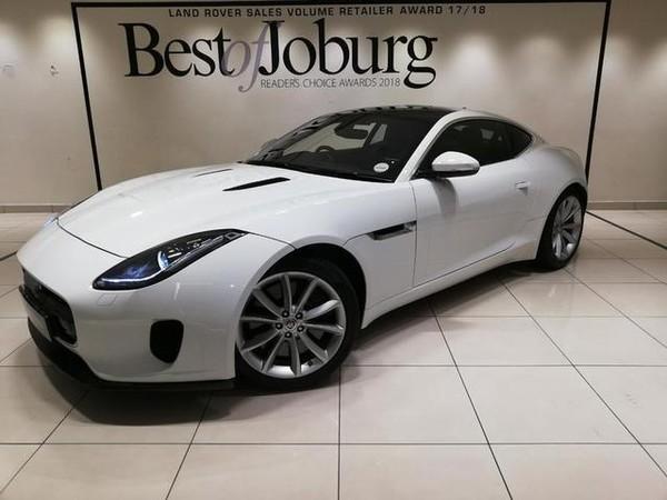 2018 Jaguar F-TYPE 3.0 V6 Coupe Gauteng Rivonia_0