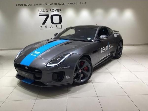 2018 Jaguar F-TYPE 2.0i4 Coupe R-Dynamic Auto Gauteng Rivonia_0
