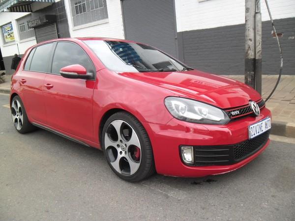 2009 Volkswagen Golf Vi Gti 2.0 Tsi Dsg  Gauteng Jeppestown_0