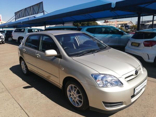 2006 Toyota RunX 140i Sport  Gauteng Vereeniging_0