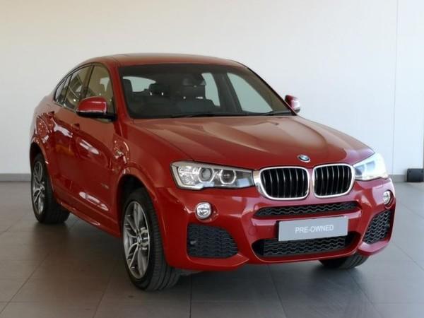 2015 BMW X4 xDRIVE20i M Sport Limpopo Polokwane_0