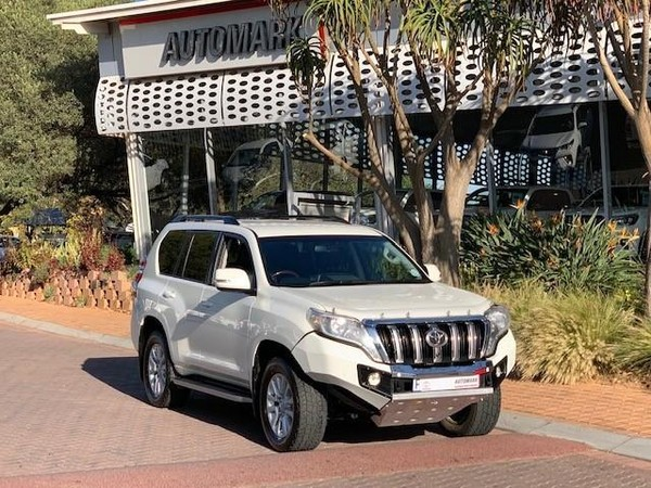 2016 Toyota Prado VX 4.0 V6 Auto Gauteng North Riding_0