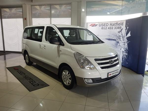 2017 Hyundai H1 Gls 2.4 Cvvt Wagon  Gauteng Hatfield_0