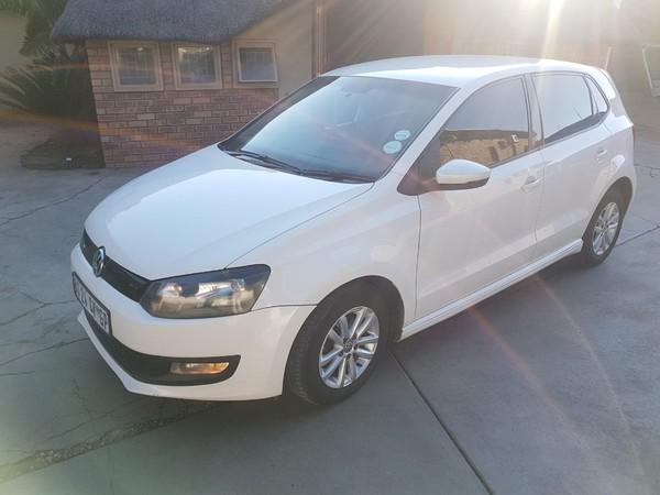 2012 Volkswagen Polo 1.2 Tdi Bluemotion 5dr  Limpopo Polokwane_0