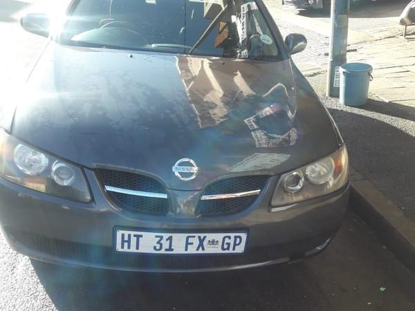 2006 Nissan Almera 1.6 Comfort h1425  Gauteng Johannesburg_0