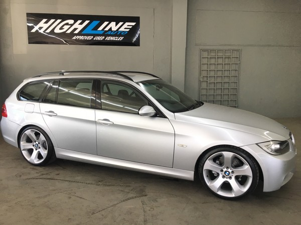 2006 BMW 3 Series 320d Touring Sport At e91  Gauteng Vereeniging_0