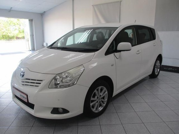 2012 Toyota Verso 2.0d-4d Tx  Eastern Cape Humansdorp_0