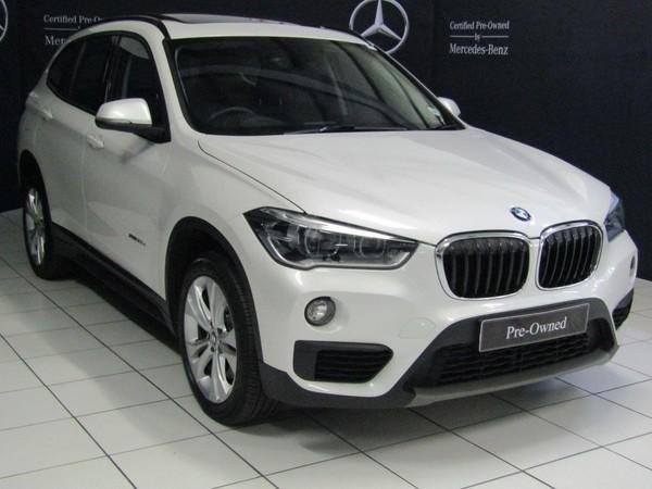 2018 BMW X1 sDRIVE20d Auto Limpopo Polokwane_0