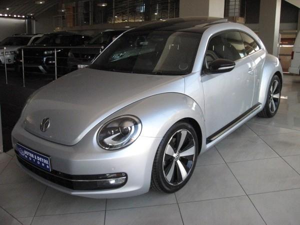 2013 Volkswagen Beetle 1.4 Tsi Sport Dsg  Gauteng Boksburg_0