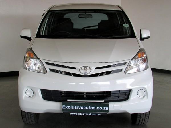 2014 Toyota Avanza 1.5 Sx Call DON 0622823860 Gauteng Pretoria_0