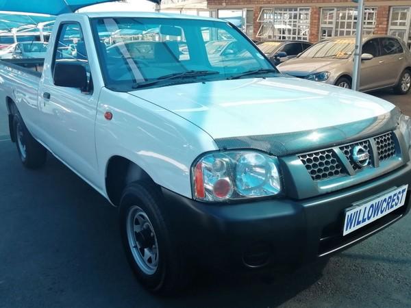 2017 Nissan NP300 Hardbody 2.0i LWB Single Cab Bakkie Gauteng Randburg_0