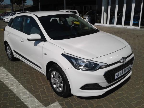 2017 Hyundai i20 1.2 Motion Gauteng Roodepoort_0