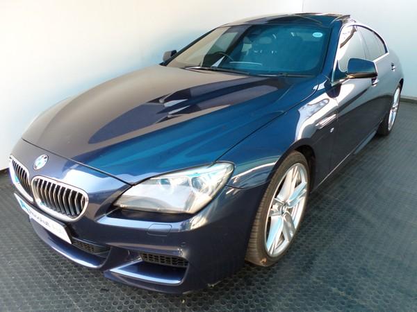 2014 BMW 6 Series 640i Gran Coupe M Sport  Gauteng Randburg_0