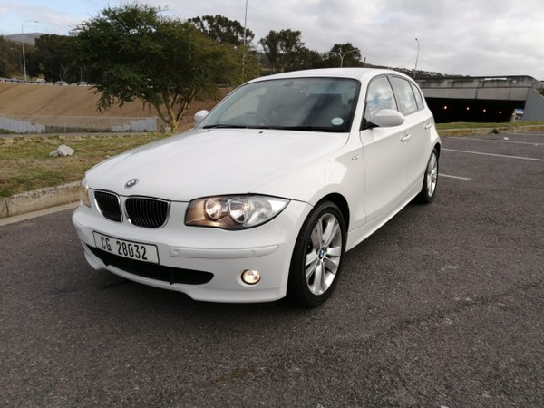2006 BMW 1 Series 130i At e87  Western Cape Bellville_0