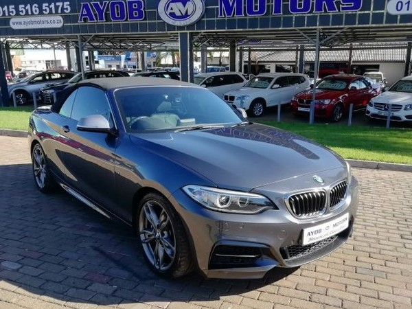 2016 BMW 2 Series M235 Convertible Auto F23 Limpopo Louis Trichardt_0
