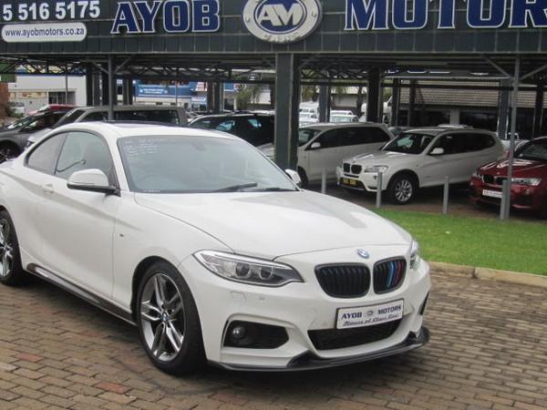 2014 BMW 2 Series 220i M Sport Auto Limpopo Louis Trichardt_0