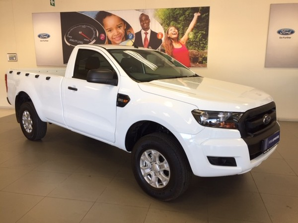 2019 Ford Ranger 2.2TDCi XL Single Cab Bakkie Mpumalanga Lydenburg_0